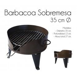BARBACOA SOBREMESA 35CM