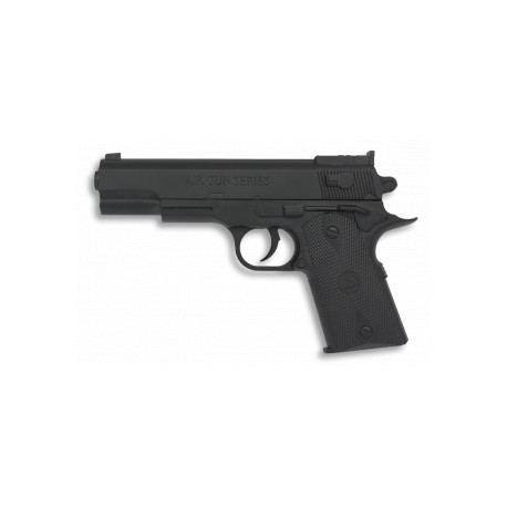 Pistola aire suave 6mm MING XING EXTRA LIGERA