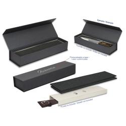 Caja Negra Imantada 25*9*7 cm