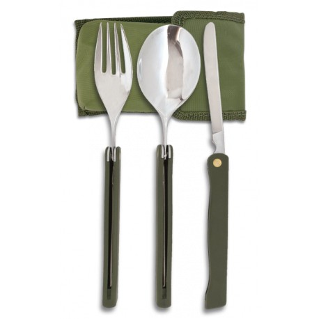 Sets Cubiertos Camping Outdoor